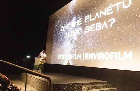 Ekotopfilm Tour