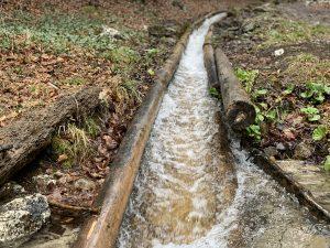 Vodny zlab Rakytovo