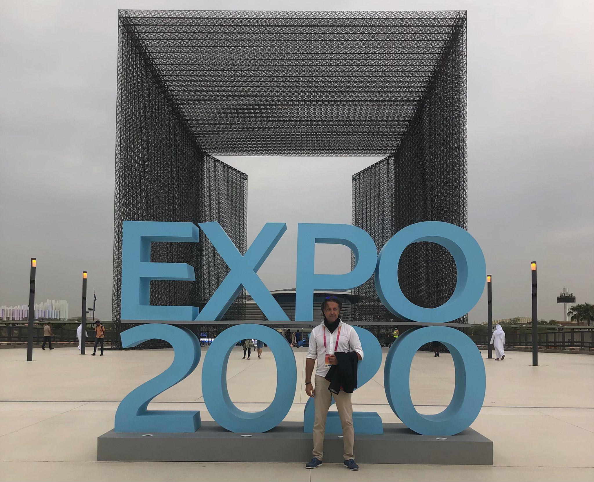Ekotopfilm na Expo 2020 Dubaj